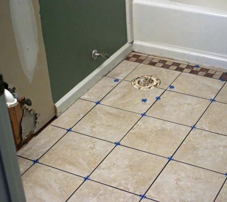 Extraordinary Bathroom Floor Tiles Designs Of Ideas