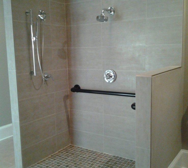 Extraordinary Handicap Bathroom Design Of 99 Cool Wheelchair Accessible (50)