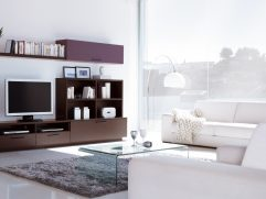 Wall Unit Designs For Small Living Room