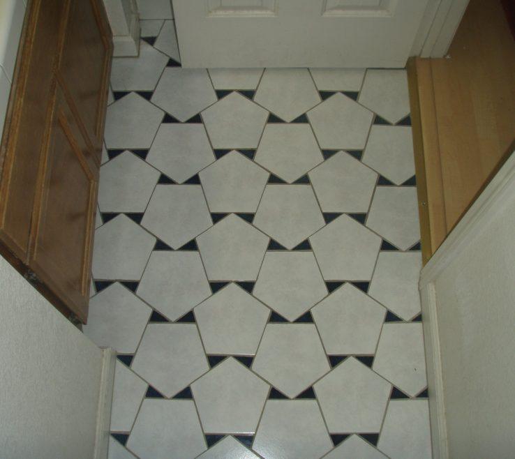 Eye Catching Bathroom Tile Designs Of Downstairs