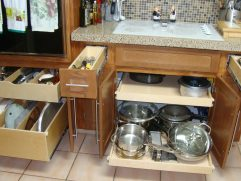 Kitchen Cabinets For Storage