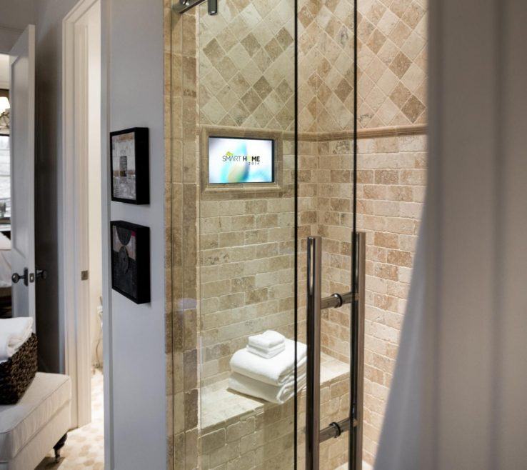 Eye Catching Small Modern Bathroom Of Decorating Ideas | Bathrooms |