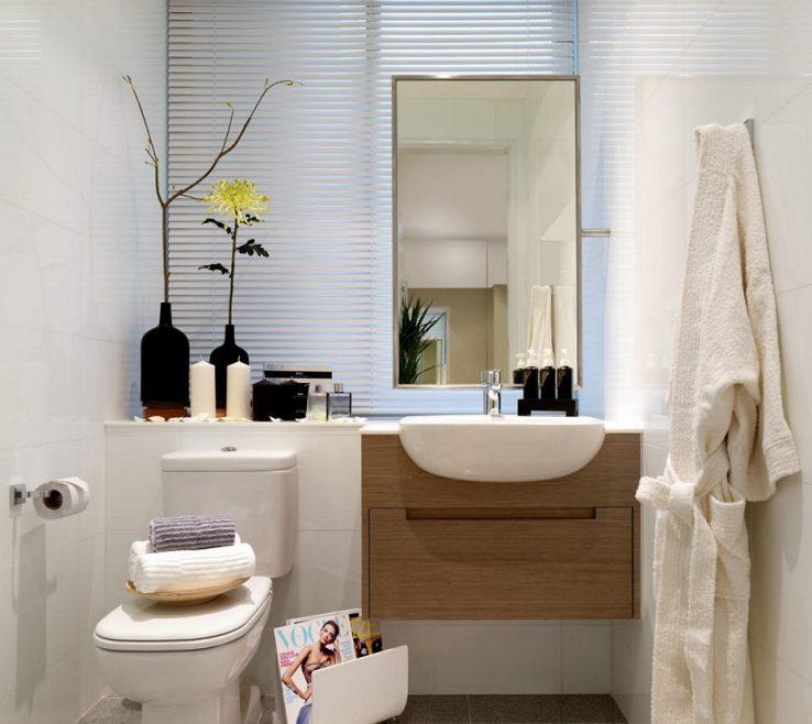 Eye Catching Small Modern Bathroom Of Ideas
