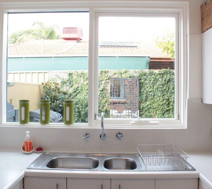 Eye Catching Window Sill Ideas Of Contemporary Kitchen Best Daily Home Design Windows+s