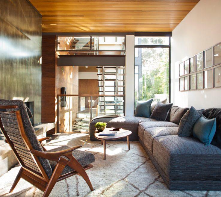 Fascinating Mid Century Modern Interiors Of Interior Design Decor
