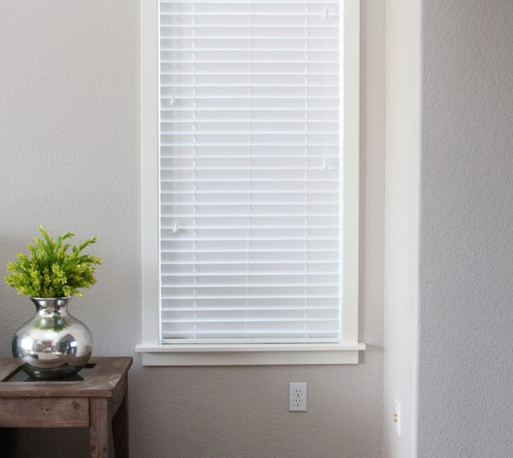 Fascinating Window Sill Ideas Of Home Improvement: Trimming A (replacing The &