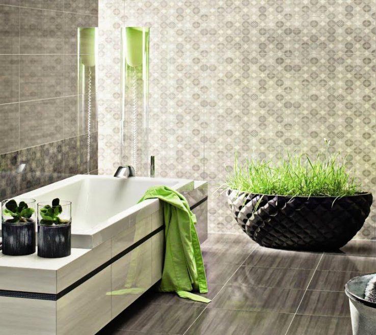 Impressing Best Modern Bathroom Of World Companion Tile
