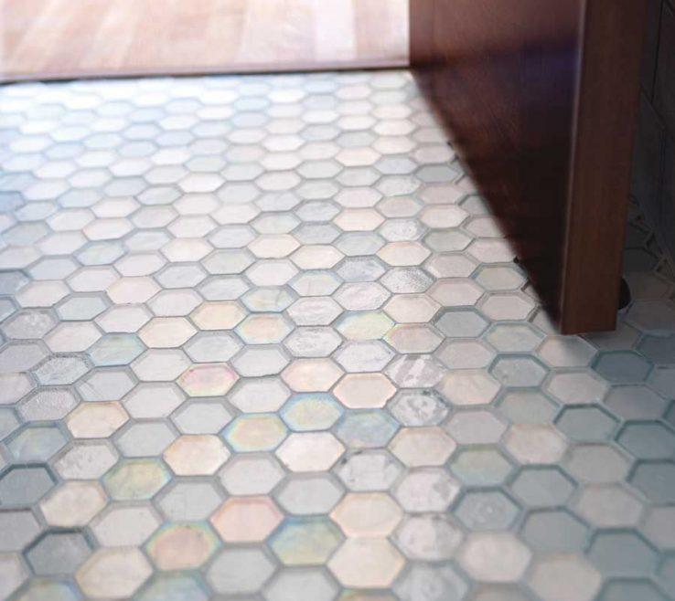 Impressing Glass Floor Tile Bathroom Of Oceanside Tile.. We Love The B Tile.