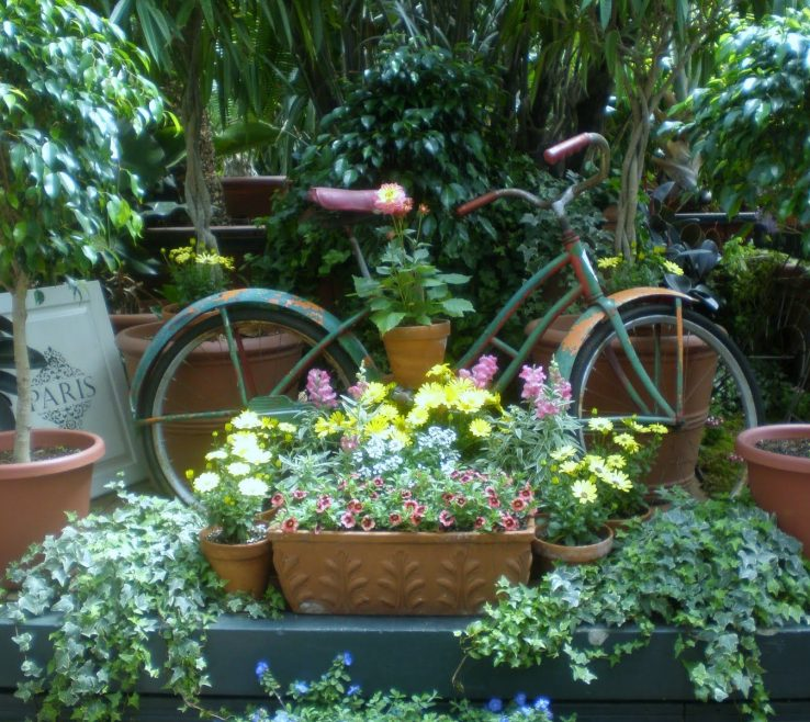 Impressing Homemade Garden Decorations Of Decor Ideas The New Way Home