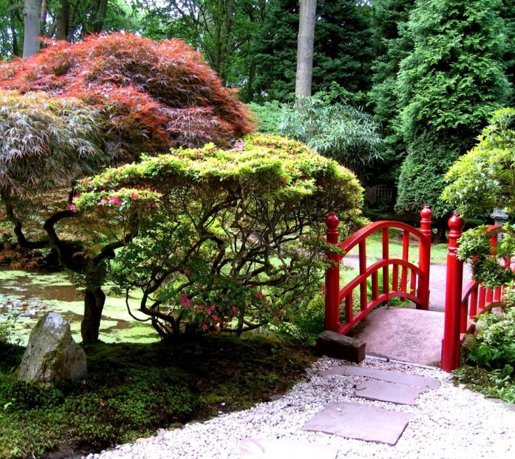 Impressing Japanese Garden Ideas Of Design For Small Spaces Cool For Small