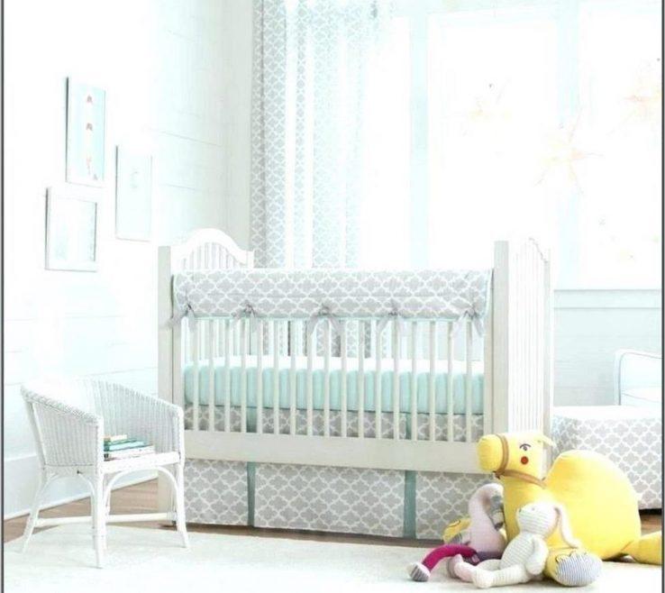 Impressing Mid Century Modern Baby Crib