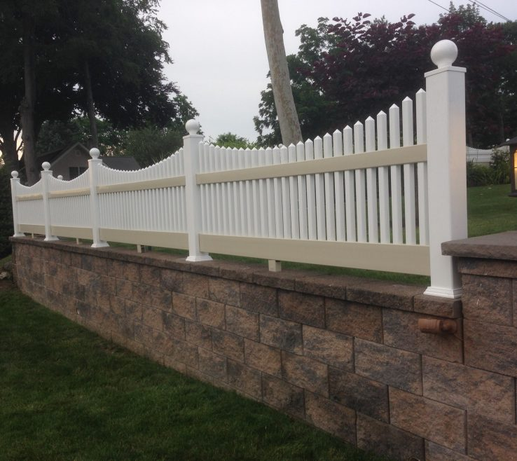 Impressive Attractive Fences Of Need A Fancy And Fence For Your