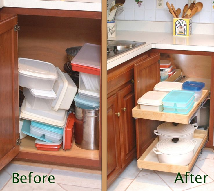 Impressive Kitchen S For Storage Of Image Of Corner Organizer