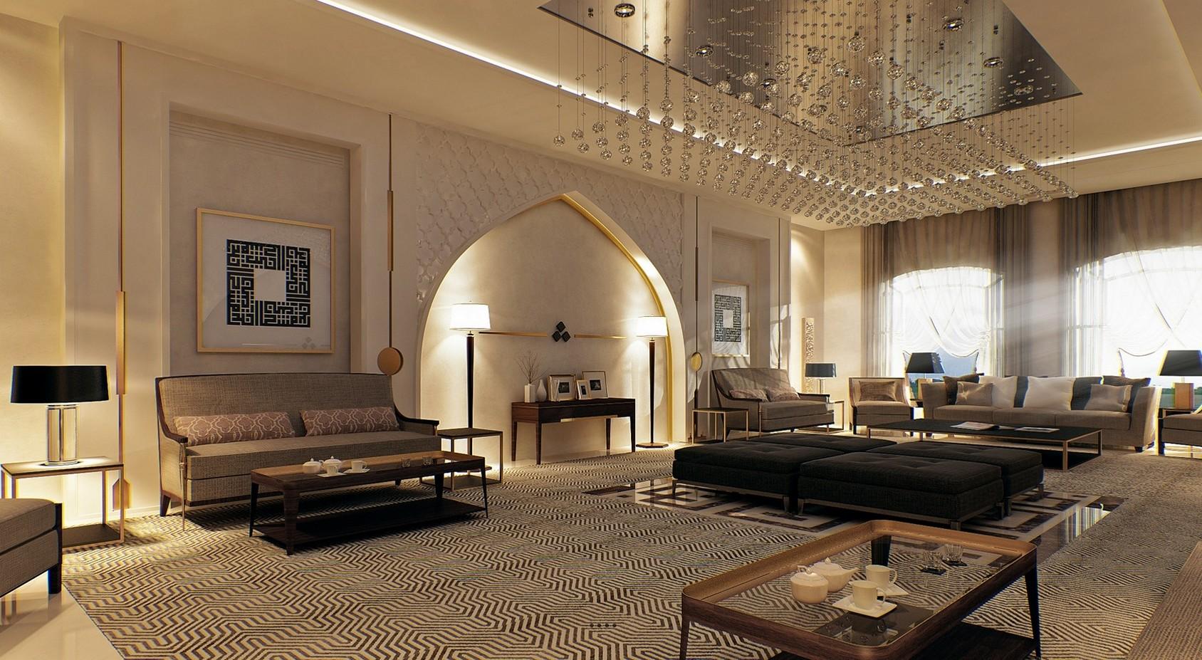 Impressive Middle Eastern Living Room Furniture - ACNN DECOR