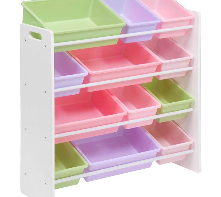 Impressive Modern Kids Storage Of Honey Can Do Kids Toy Organizer