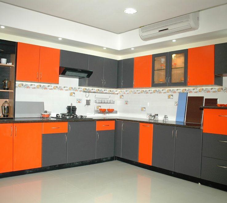 Impressive Orange Kitchen S Of Kitchens Wall Decor Design Accessories Products Decor