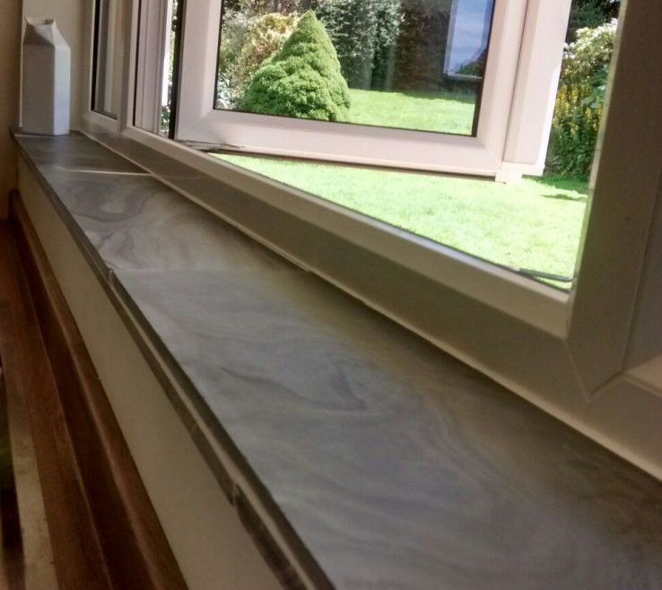 Impressive Window Sill Ideas Of Very Hsuperby That I Did This.