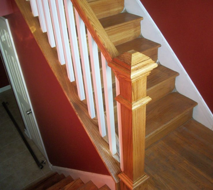 Indoor Stair Railing Pictures And Ideas Of Google Search