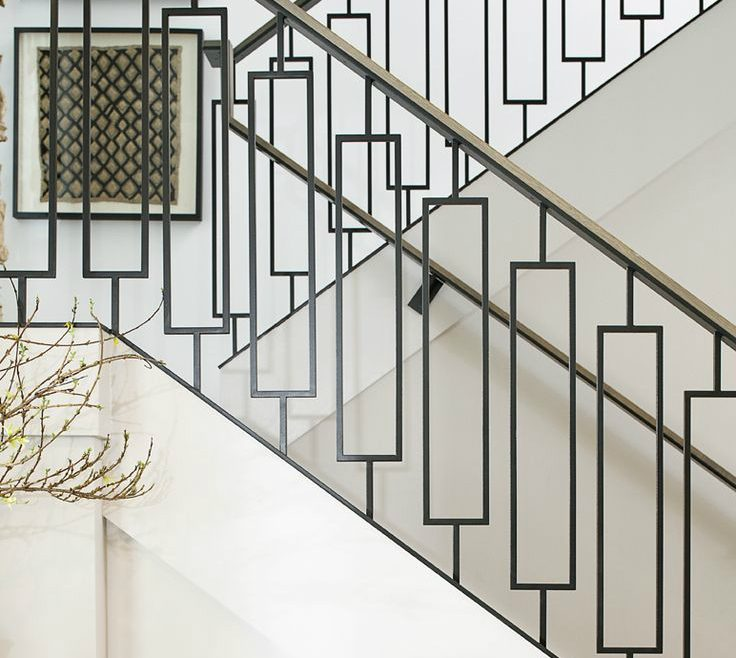 Indoor Stair Railing Pictures And Ideas Of Transitional By Leo Designs