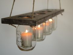 Rustic Interior Lighting