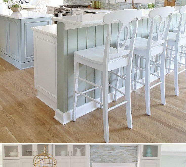 Inspiring Beach Home Interior Design Of Kitchen E Ideas