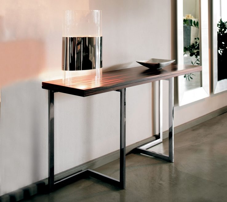 Inspiring Contemporary Console Table With Drawers Of Large Size Of Especial Tables Mirror