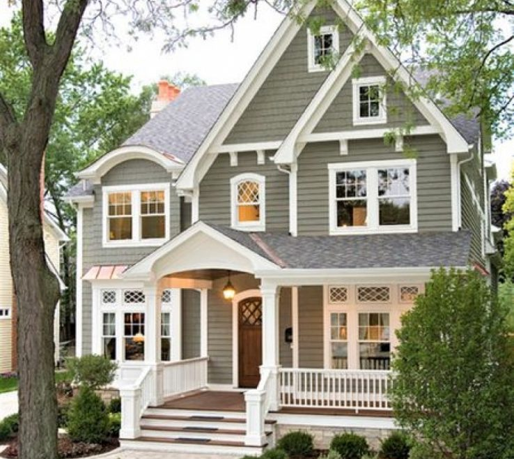 Inspiring Exterior E Paint Color Ideas Binations For Homes Inspiring Best Set