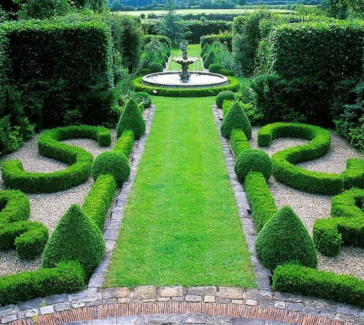 Inspiring French Garden Design Ideas Of Formal Inspirations