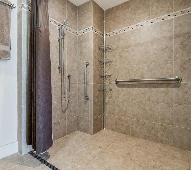 Inspiring Handicap Bathroom Design Of Accessible Designs