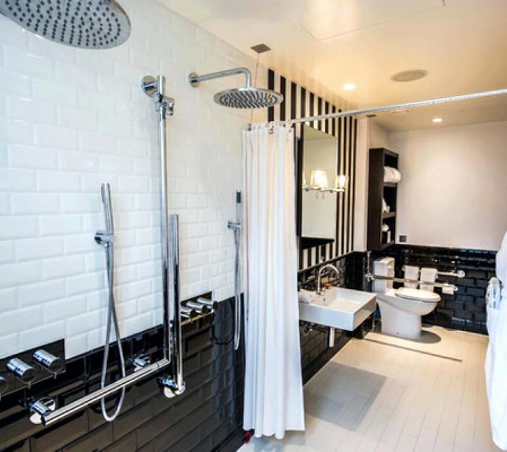 Inspiring Handicap Bathroom Design Of Residential Accessible New Shower Ideas Accessible Uk