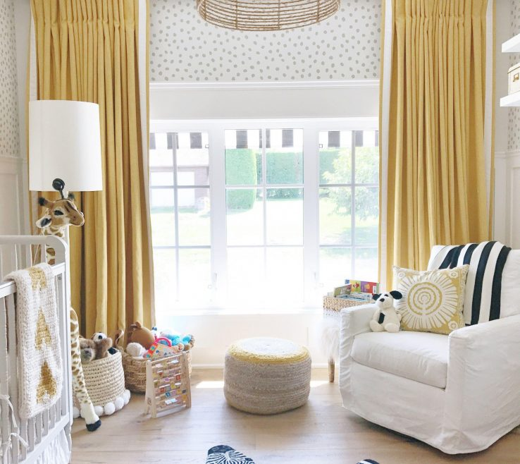 Inspiring Ual Window Treatments Of And Luxury Trendy Living Room 2018 –