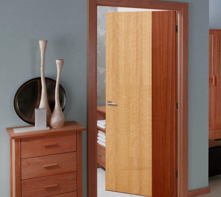 Interior Contemporary Doors Of Modern H Maple And Mahogany