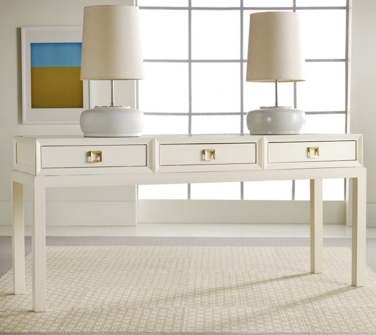 Interior Design For Contemporary Console Table With Drawers Of White Gloss High Australia White Gloss Tables