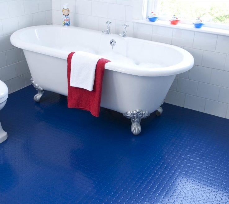 Interior Design For Glass Floor Tile Bathroom Of Bathroom:28 Blue Ideas Home Non Slip Along