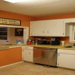 Interior Design For Orange Kitchen S Of Color Burnt