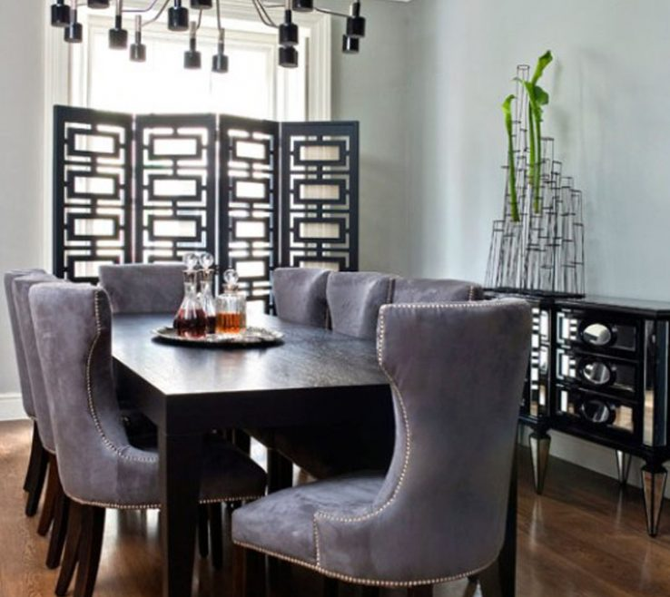 Interior Design For Stylish Dining Chairs Of Modern London E With Homes Interior Design