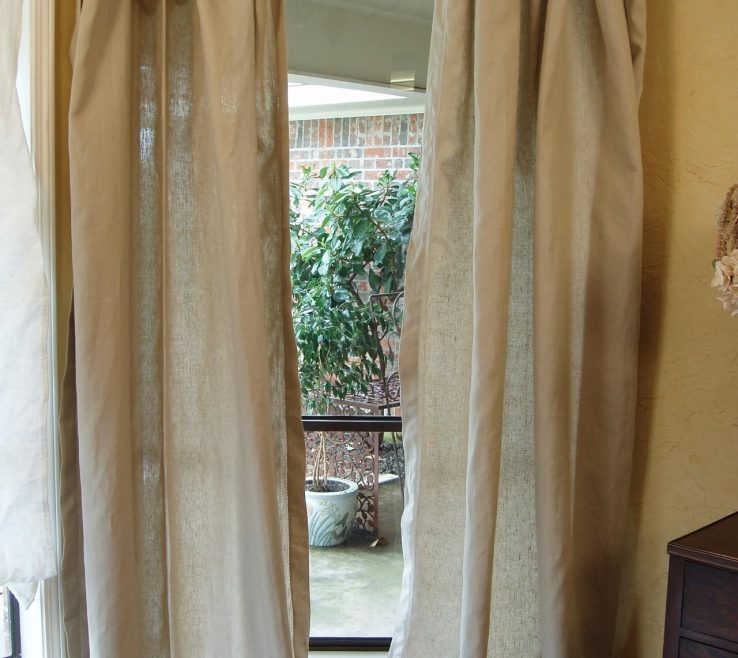 Interior Design For Ual Window Treatments Of Window 2tablecloth