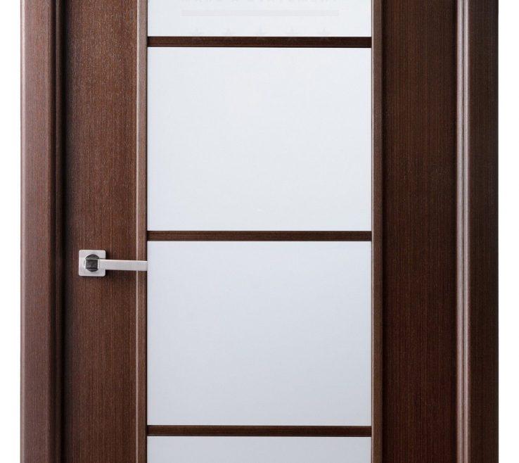 Interior Doors Modern Design Of Lux Door In A Wenge Finish