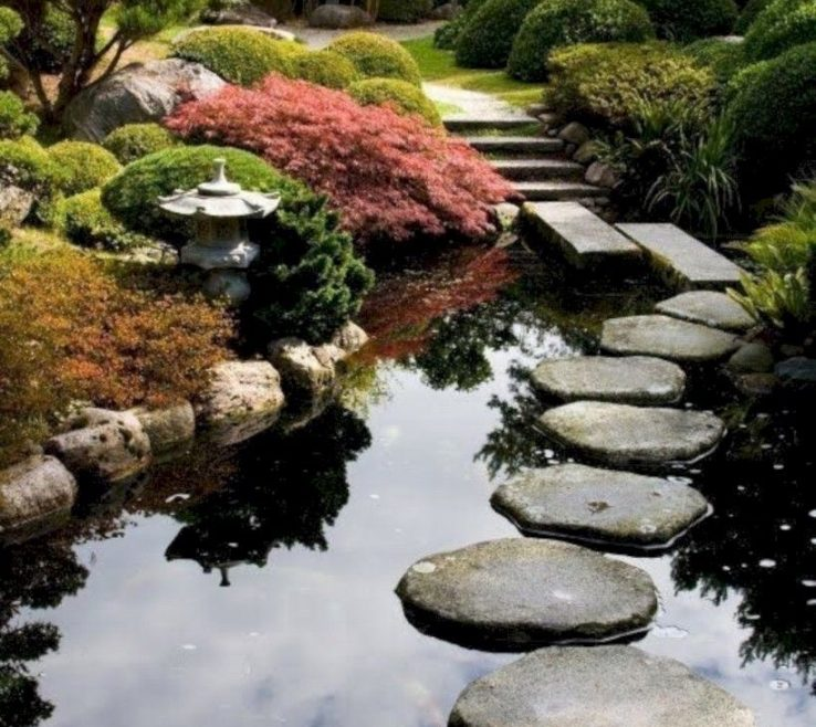 Japanese Garden Ideas Of Awesome 33 Backyard