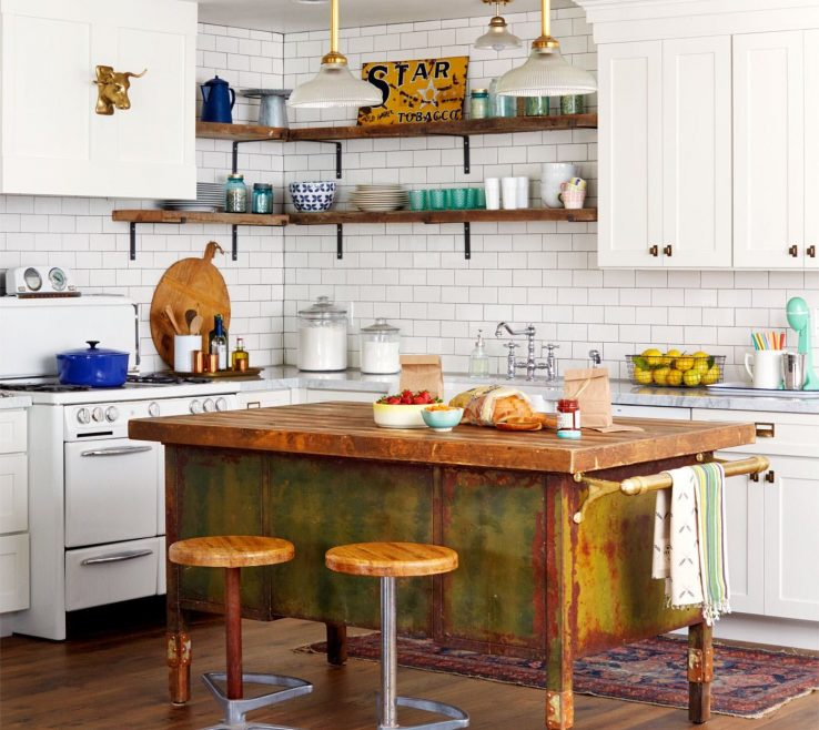 Kitchen Island Alternatives Of Alternative Old Military Desk Make It Your