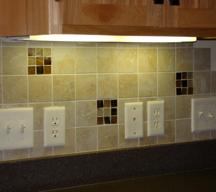 Kitchen Island Alternatives Of Outlets Galore!