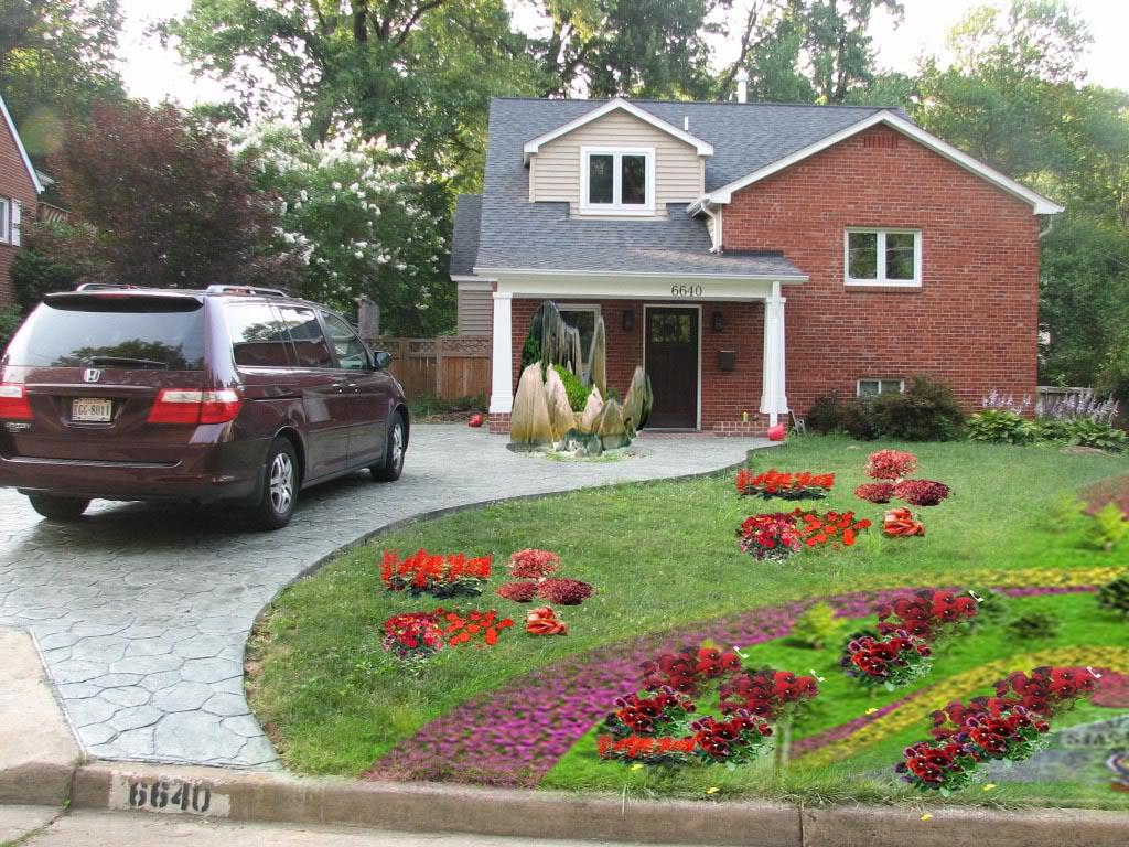 House Driveway Designs - ACNN DECOR