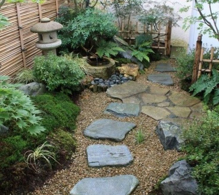 Lovely Japanese Garden Ideas Of Simple 34