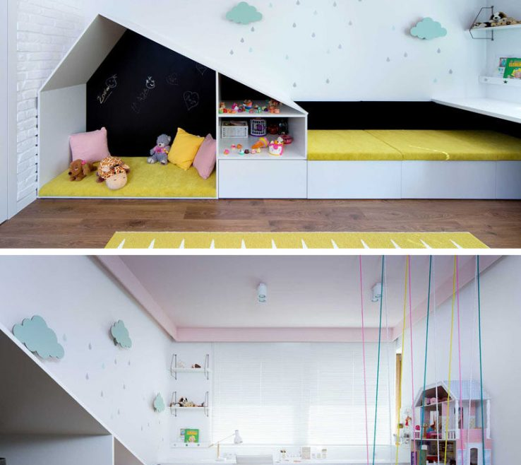 Lovely Modern Kids Storage Of These Bedrooms Have Raised Beds With Storage