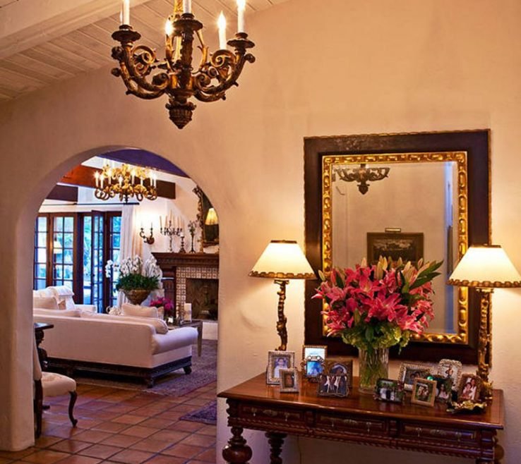 Lovely Spanish Decor Ideas Of Hacienda Style Decorating