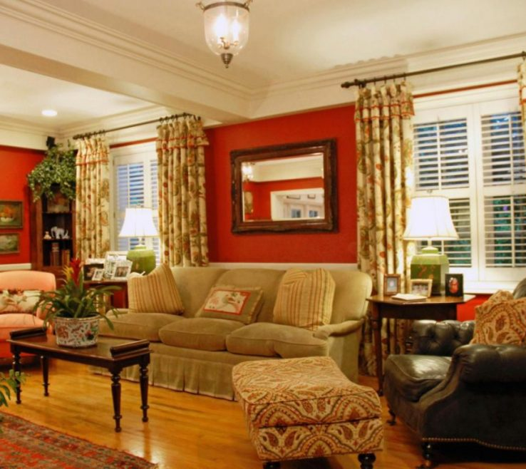 Magnificent Burnt Orange And Brown Living Room Ideas Of Nice With Regard To Your E Check