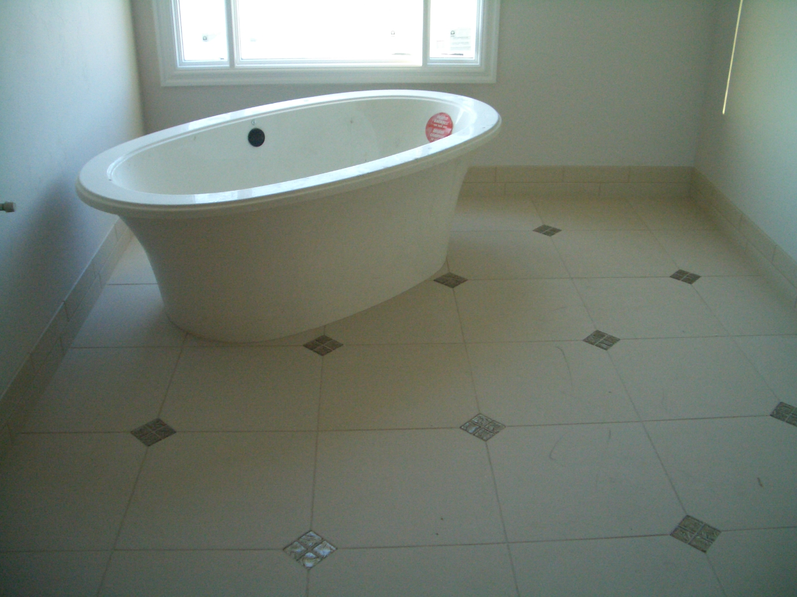 Magnificent Glass Floor Tile Bathroom Of With A Bit Of Planning And Some