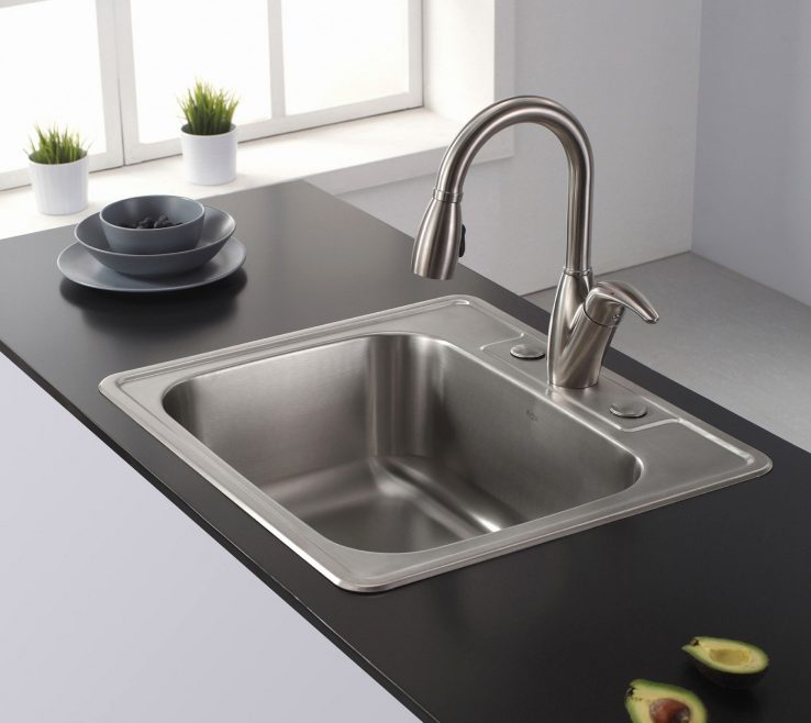 Magnificent Trial S Of Stainless Steel And Fresh Kitchen Sinks Stainless