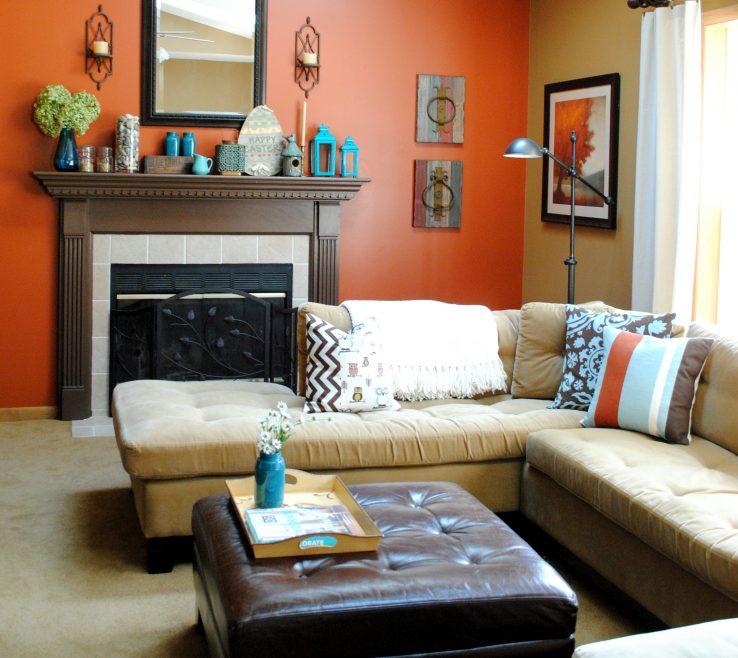Mesmerizing Burnt Orange And Brown Living Room Ideas Of Full Size Of Bedroomburnt Grey Bedroom Navy