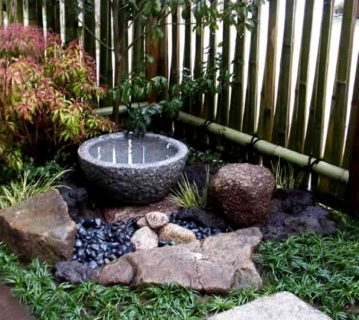 Mesmerizing Japanese Garden Ideas Of Small 7